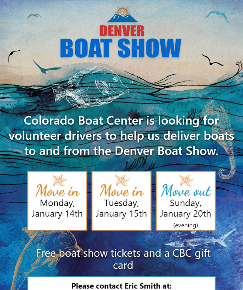 Colorado Boat Center