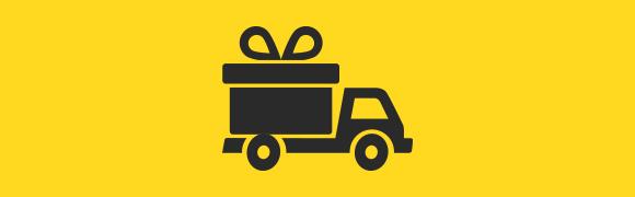Безкоштовна доставка у відділення<br>Укрпошти до 31 грудня